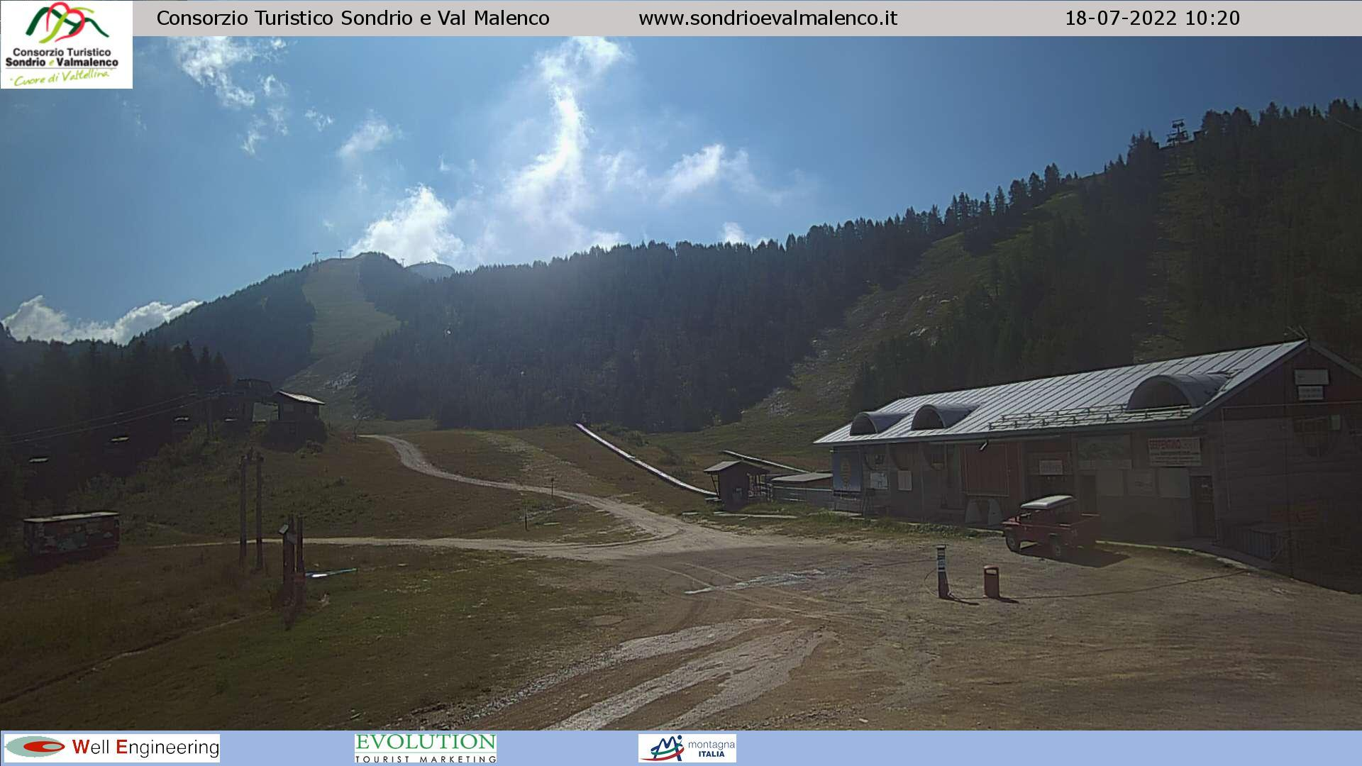 VALMALENCO WEBCAM